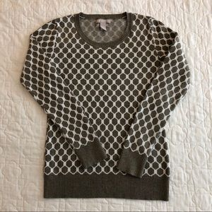 Banana Republic Factory // Honeycomb Sweater